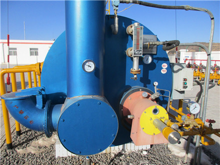 油气田水套炉点火熄火安全检测改造项目