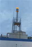 污水处理厂厌氧塔沼气火炬点火控制